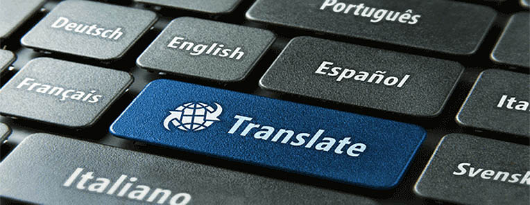 Multilingual Website Translation